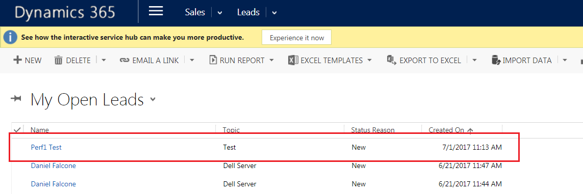 Load Testing Dynamics CRM / 365 with LoadRunner - Microsoft
