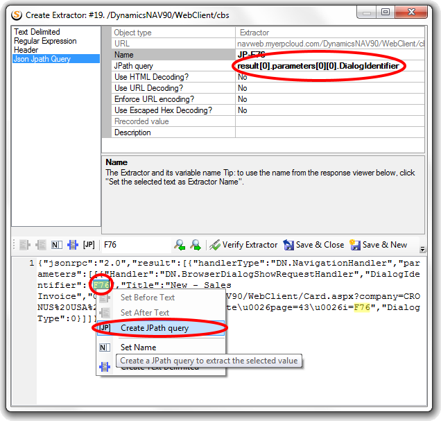 Microsoft Dynamics NAV Performance Testing