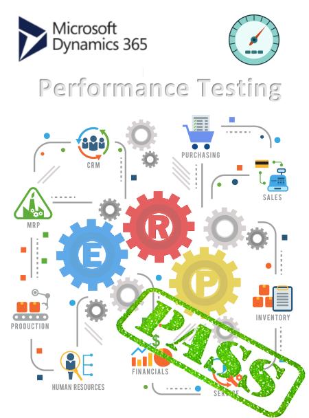 Load Testing Microsoft Dynamics CRM and Dynamics 365